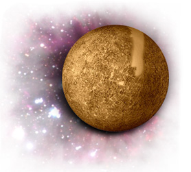 All about planet Mercury at Astronomy-Kids.com