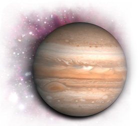 All about planet Jupiter at Astronomy-Kids.com